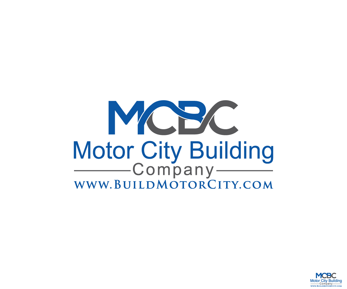 Serious Elegant Construction Logo Design For Www Buildmotorcity