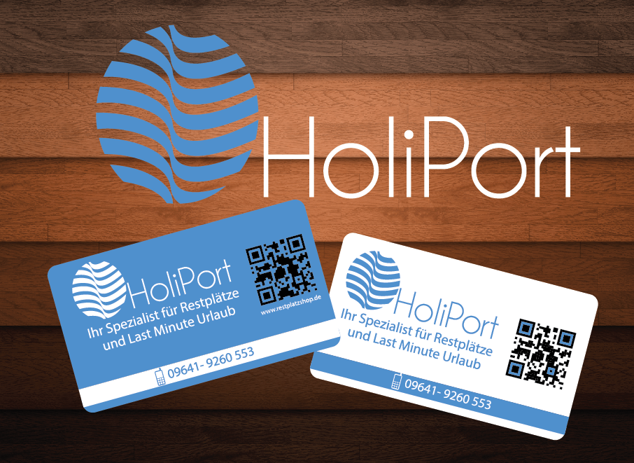 Modern professional business logo and business card design for logo and business card design by alexus25 for holiport gmbh design 2735978 colourmoves