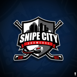 Snipe City Hockey(will be a company that does showcase events/hockey tournament teams and camps) | T-shirt Design by CrowwooD
