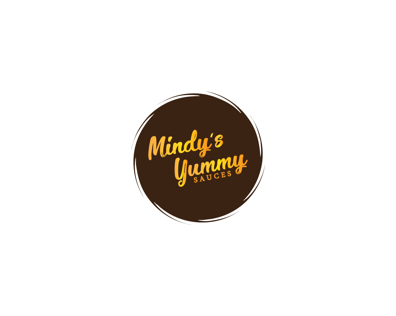 Playful, Personable, Food Production Logo Design for Mindy\'s Yummy ...