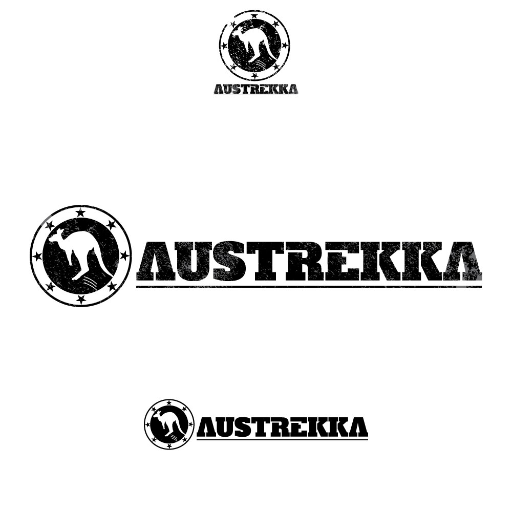 Australian Trek Logo by Natasa m.