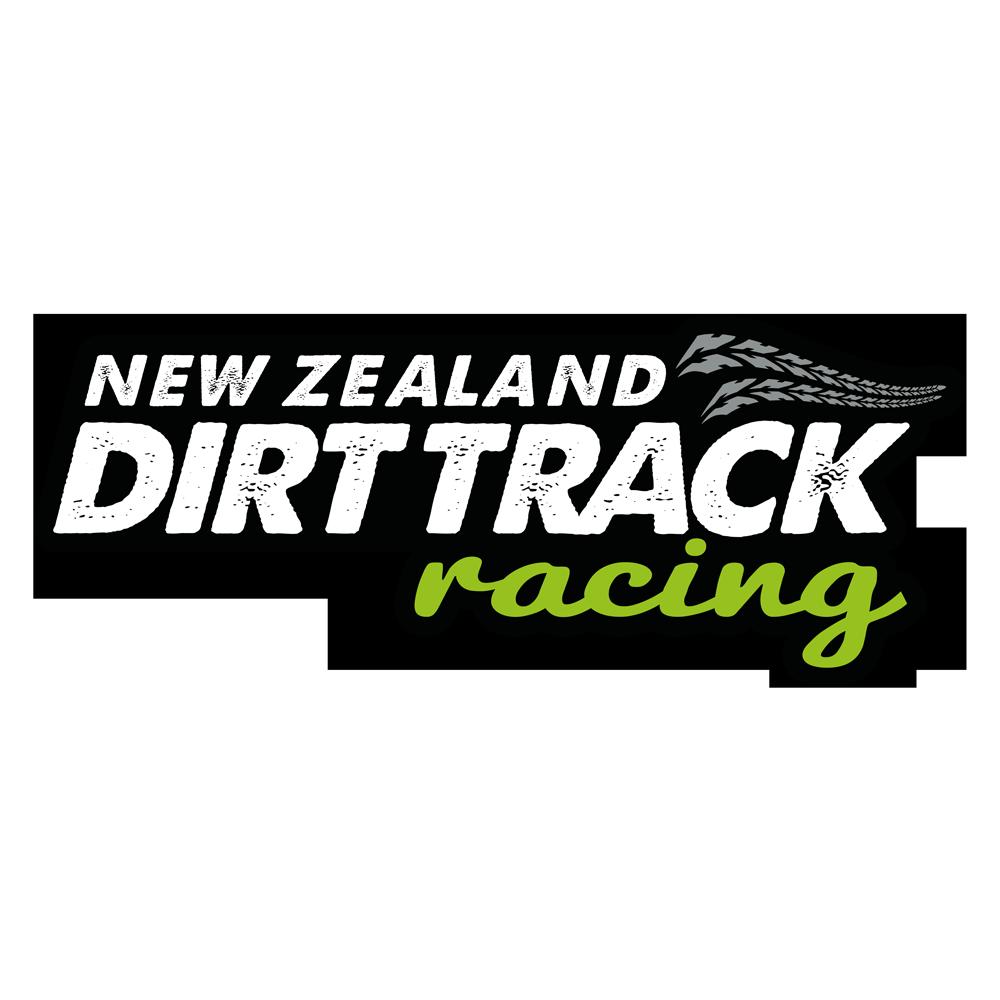 Dirt track racing logos