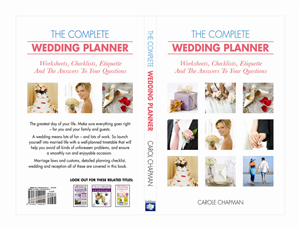 Book Cover Design by Wick'd Design Concepts -  Wedding Information Titles