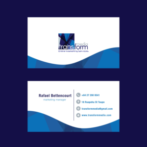 Media Business Card Designs 200 Business Cards To Browse