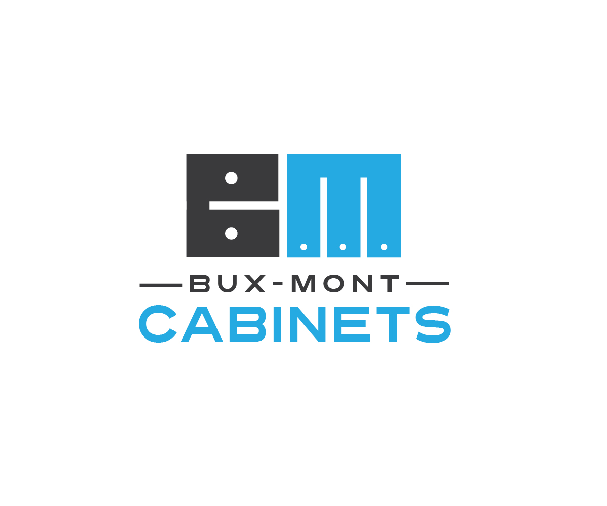 Bold, Serious, Kitchen Logo Design for Bux-Mont Cabinets by ...