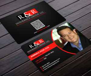 Insurance business card designs 387 insurance business cards to browse update our insurance company business card business card design by designers hub colourmoves