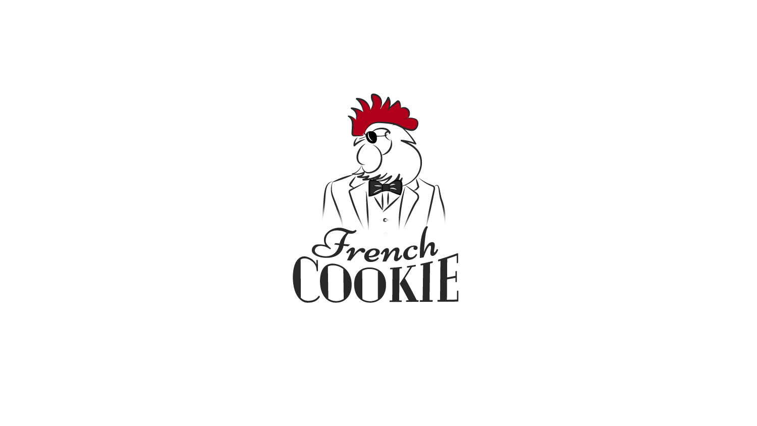 Rooster Logo for a French Cookie business by rimakhachatryan