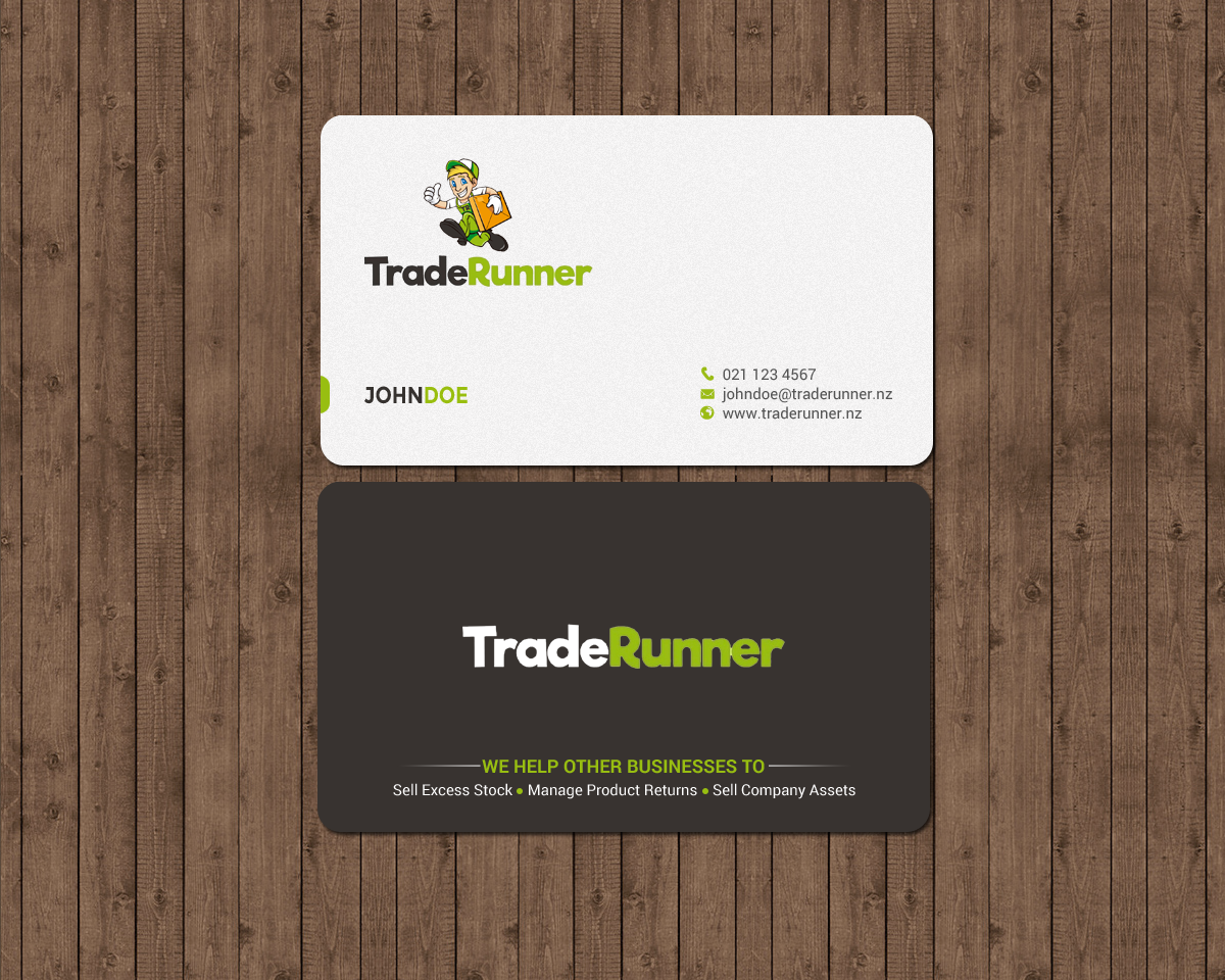 Modern professional business business card design for a company by business card design by chandrayaaneative for this project design 17535703 reheart Images