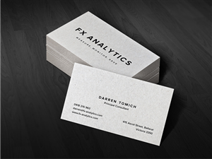 175 professional business card designs for a business in australia