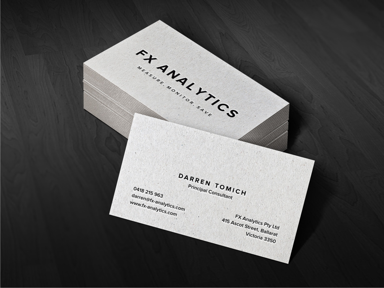 Consulting Business Cards Business Card Design Design