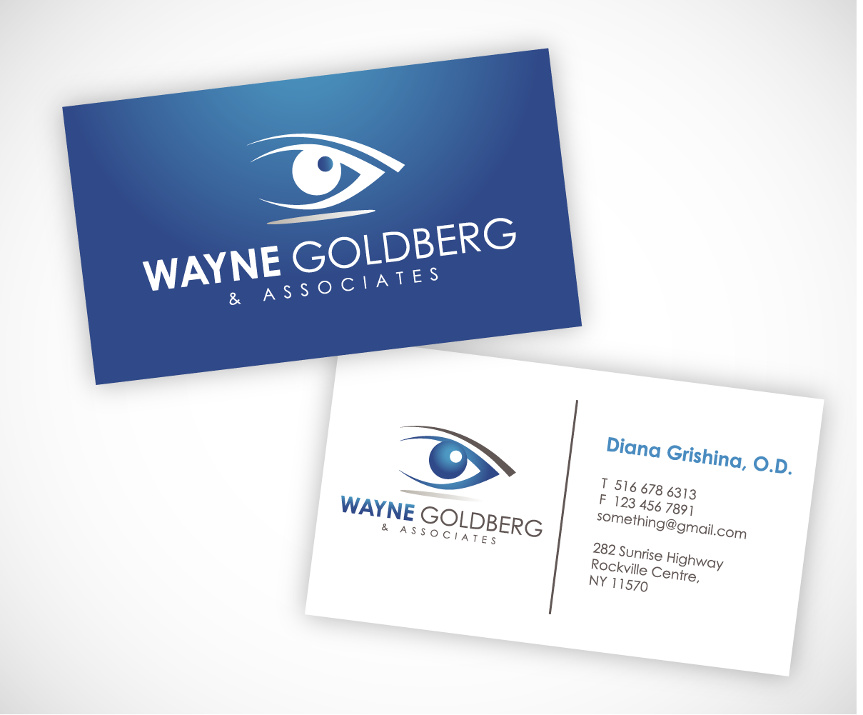 Professional upmarket logo and business card design for mira logo and business card design by wolf for wayne goldberg associates design 2780785 m4hsunfo