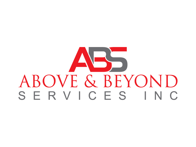 Bold Modern It Company Logo Design For Above Beyond Services Inc In United States 17554090
