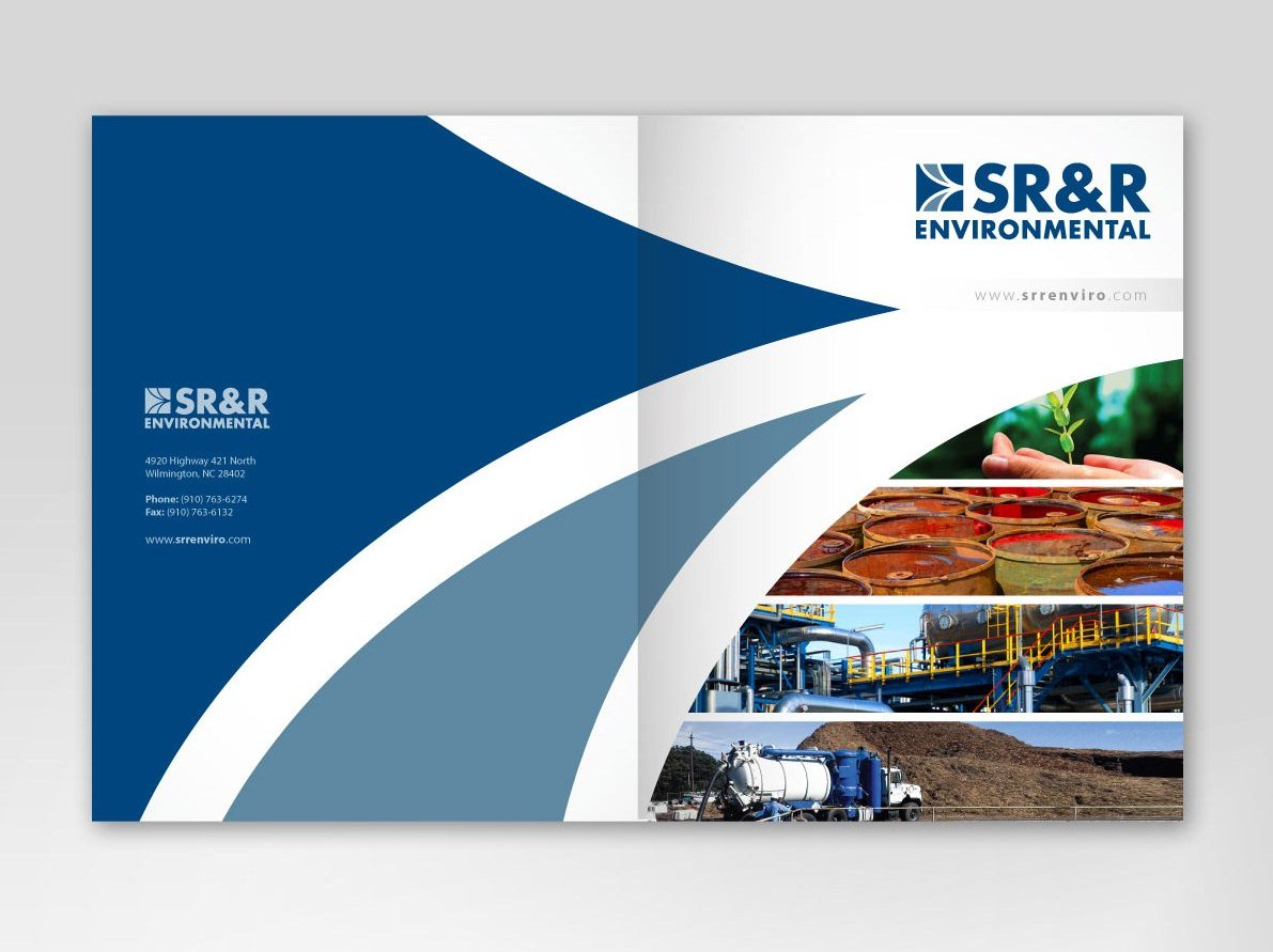 Serious bold brochure design by ani design 688859 for Industrial design company