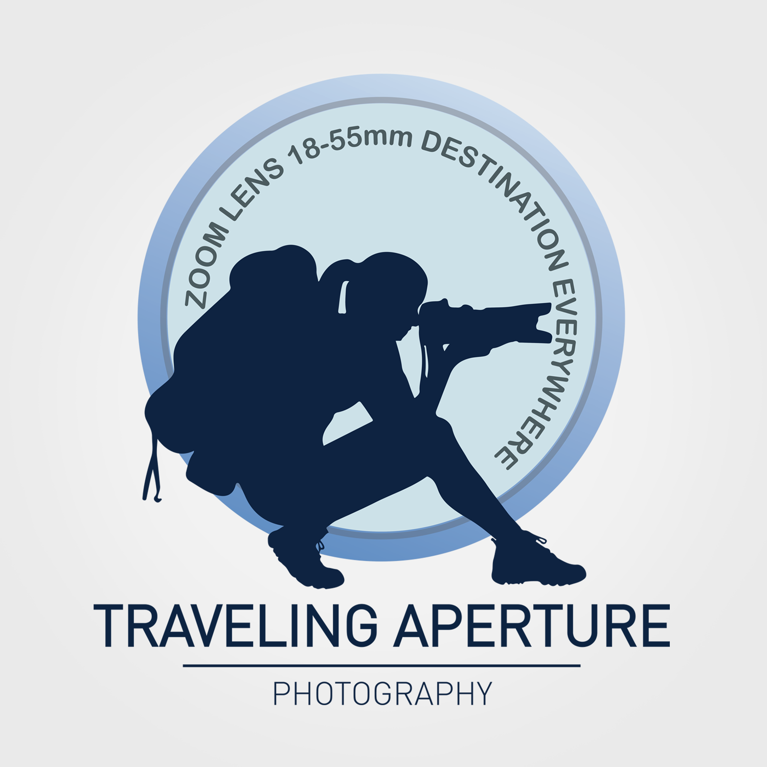 Travel photographer Logo by 	 Phillip 11