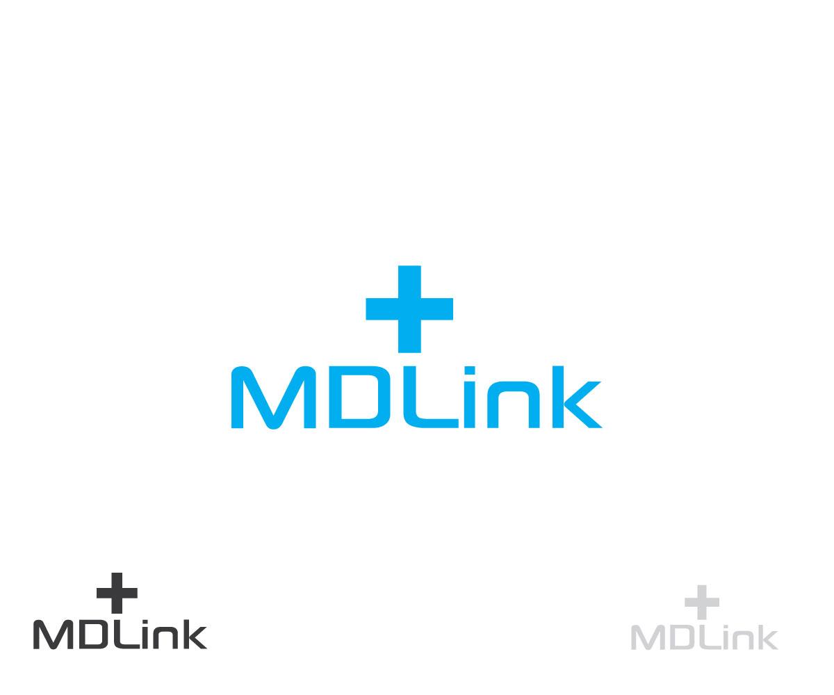 medical logo design for mdlink by generic design 17582001 rh designcrowd com