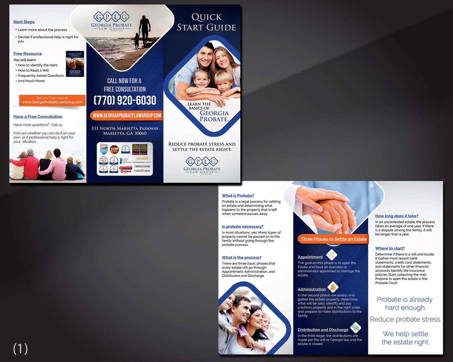 Professional, Serious Flyer Design job  Flyer brief for a