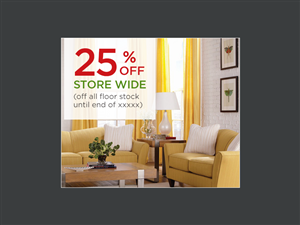 11 Traditional Elegant Furniture Store Banner Ad Designs for a ...