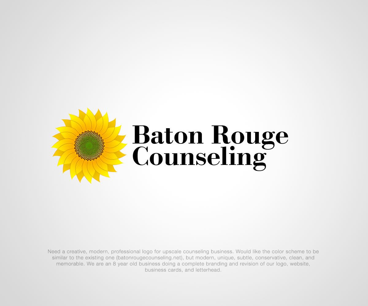 Upmarket, Serious, Professional Service Logo Design for Baton Rouge ...