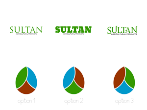 Logo Design job – Sultan Agricultural Products  – Winning design by JohnM.