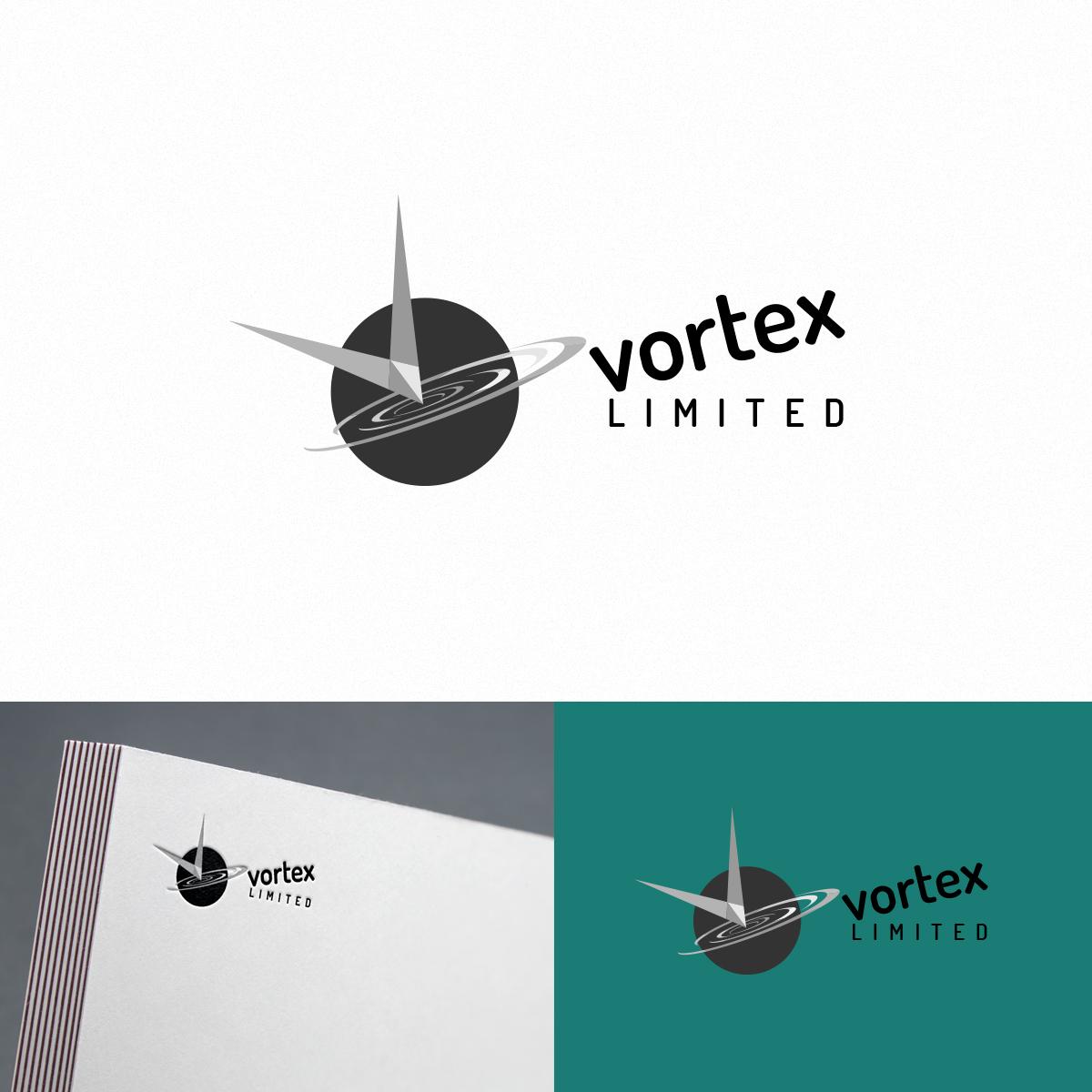 Elegant, Playful, Financial Logo Design for vortex limited by