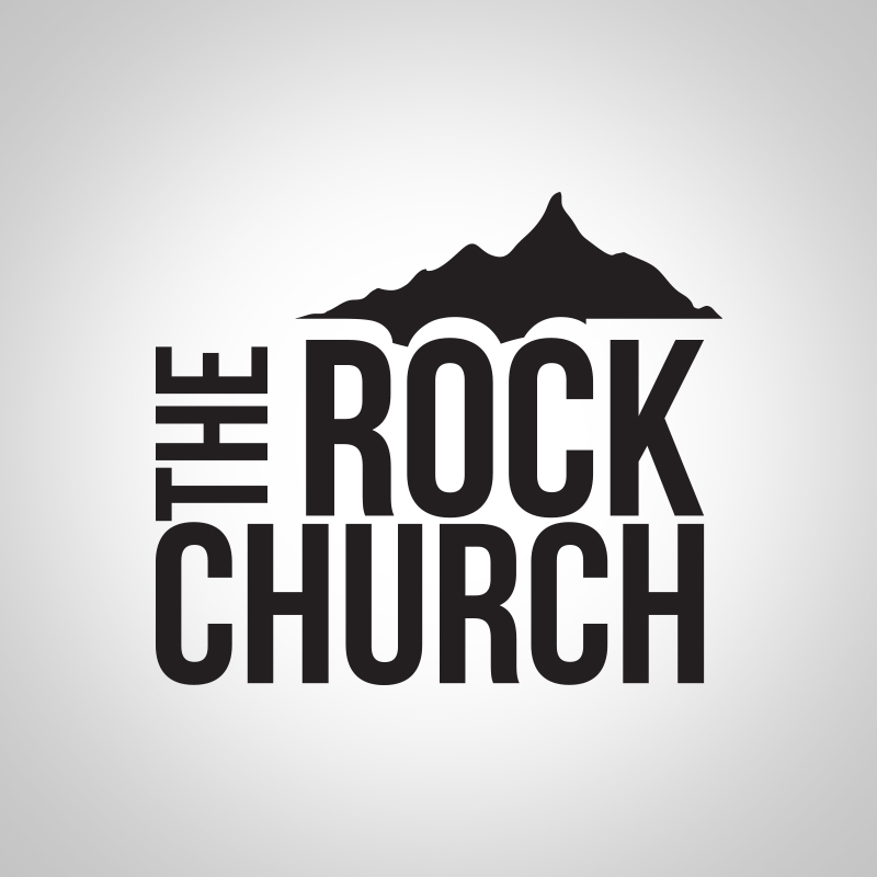 Church Logo Design for The Rock Church by philips | Design