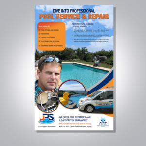 Pool service ad Mailing Block Island Times Ad Newspaper Ad Design By Deepak9malhotra Yelp Pool Service Newspaper Ad Designs Newspaper Ads To Browse