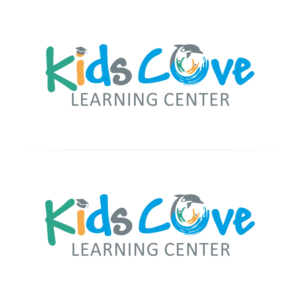 KIDS COVE LEARNING CENTER  | Logo Design by Kreative Fingers