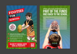 Footballs for Schools Program with the aim of promoting a