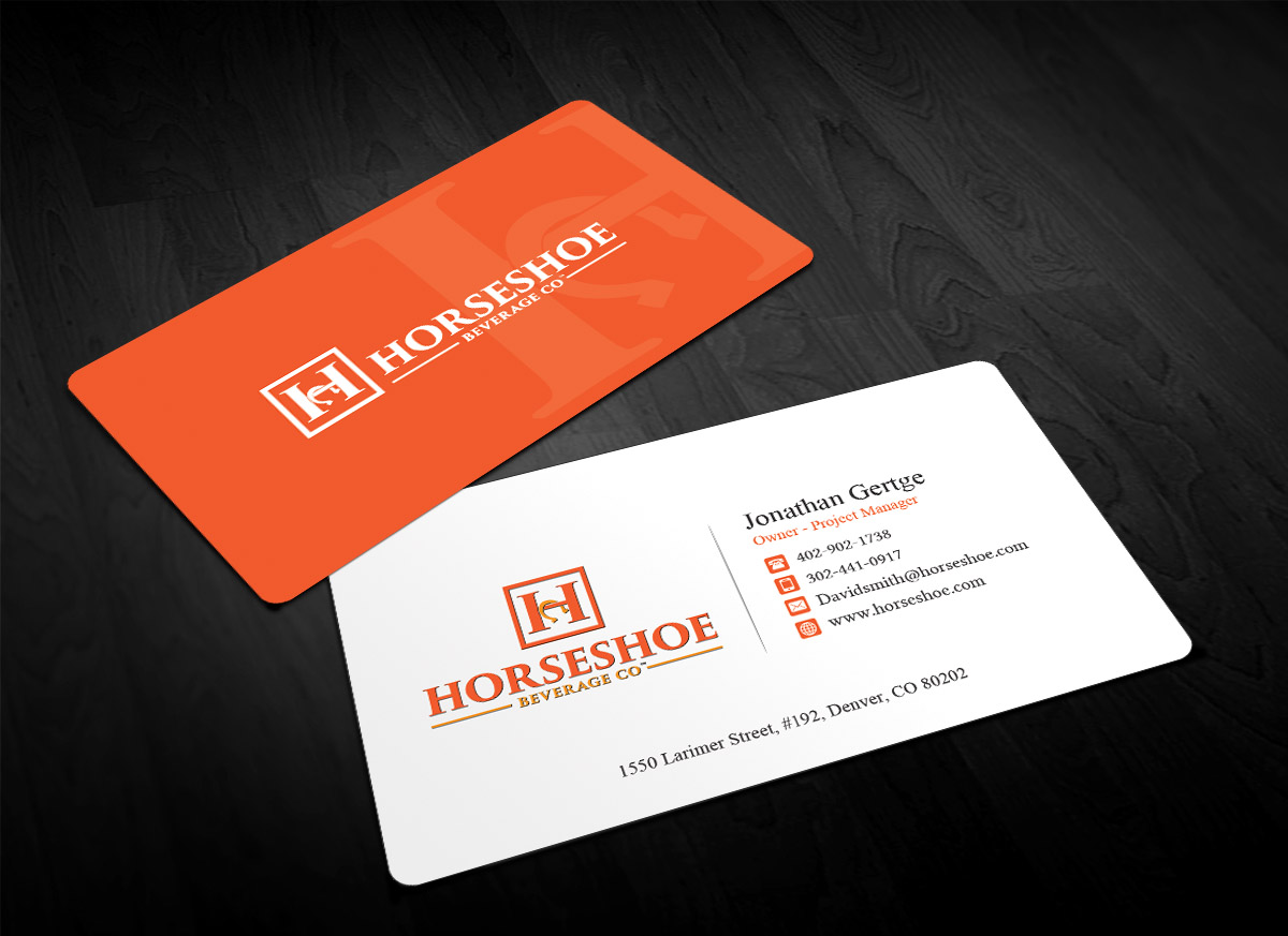 Colorful upmarket business business card design for a company by business card design by sandaruwan for this project design 17659493 colourmoves