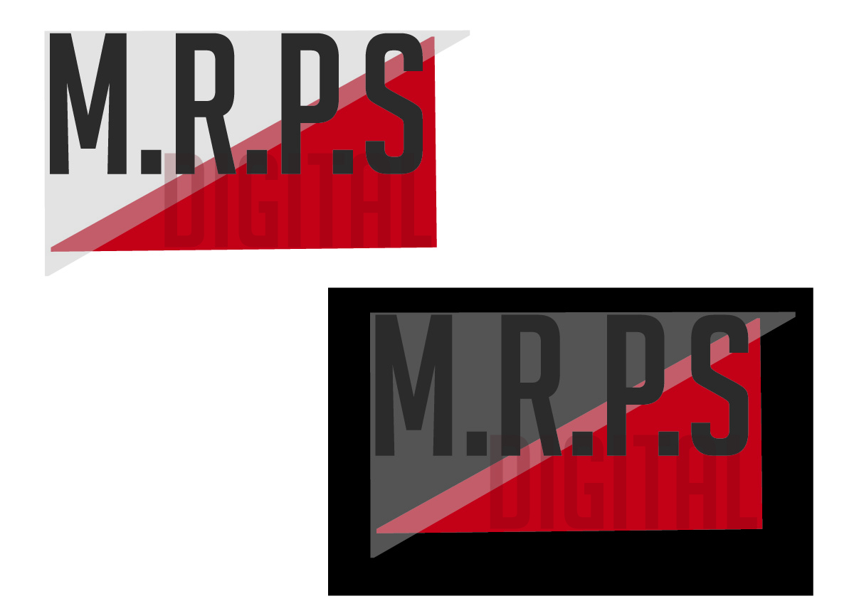 Bold, Modern, Digital Logo and Business Card Design for MRPS Digital ...