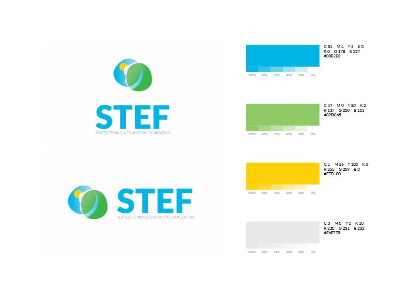 colorful playful education logo design for stef by pundit design 17761803 designcrowd