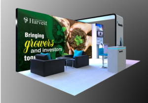 Trade Show Booth Design by ESolz Technologies