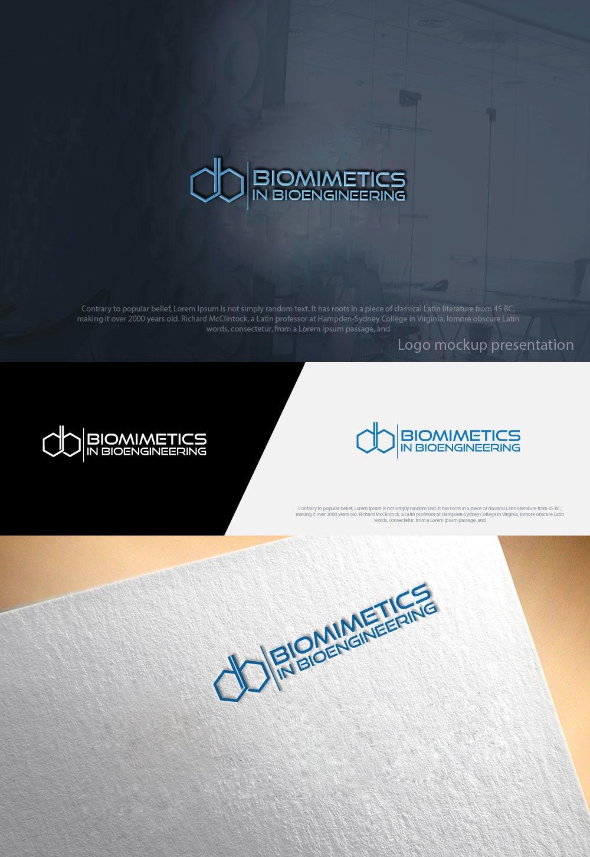 Professional bold tech logo design for biomimetics in logo design by zebronicgraphic for this project design 17682846 colourmoves