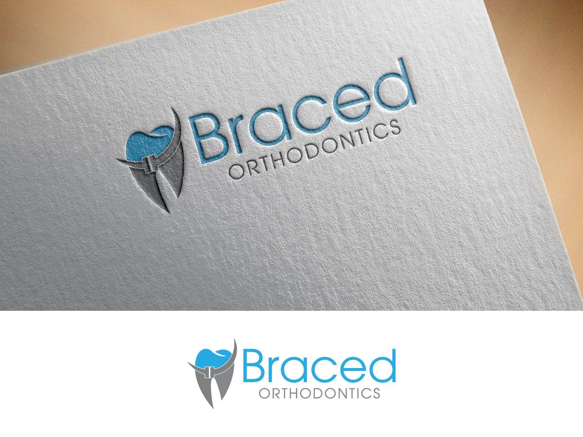 Bold, Modern, Health Care Logo Design for Braced Orthodontics by ...