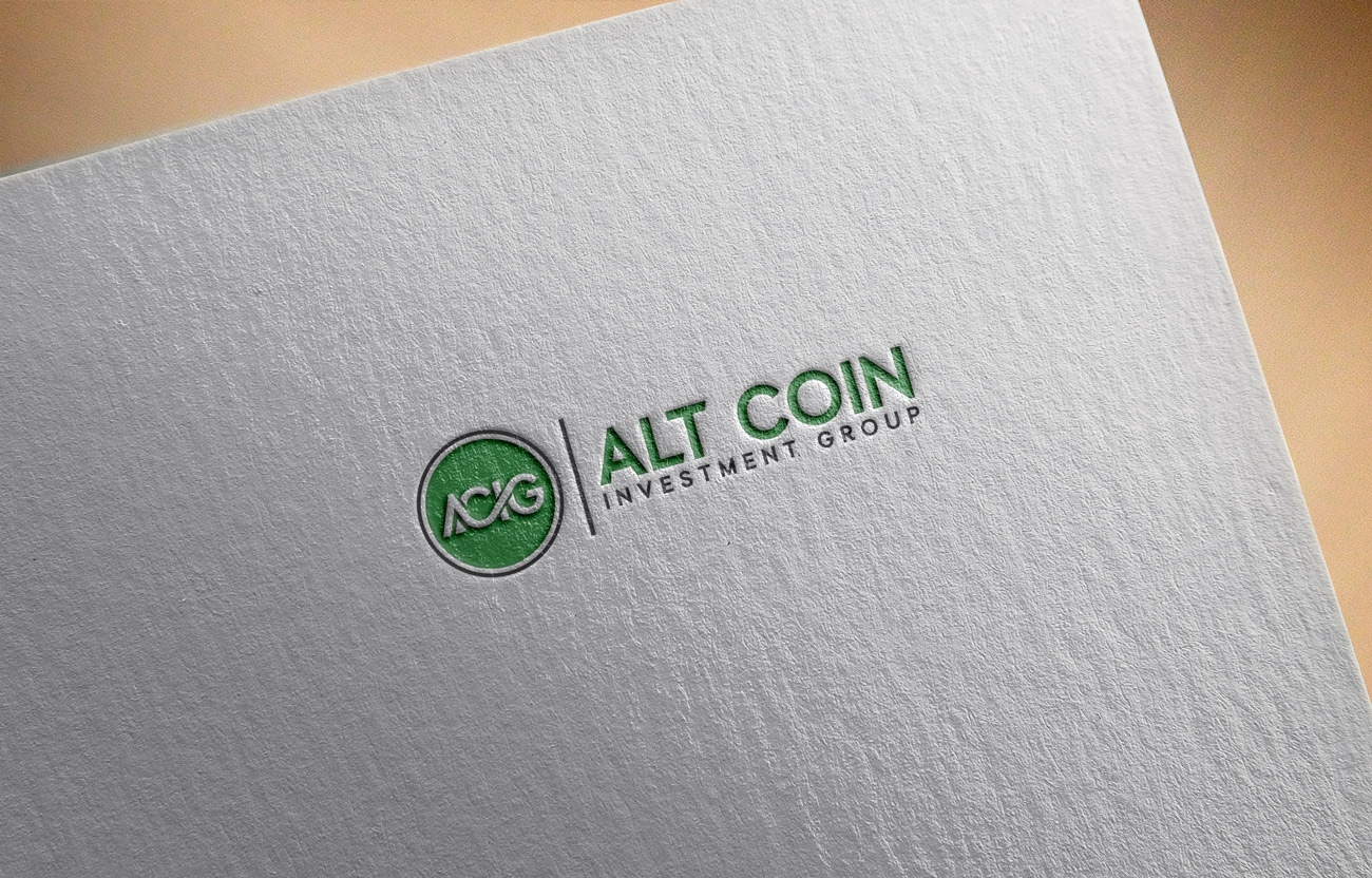 Serious, Modern, Investment Logo Design for Alt Coin Investment ...