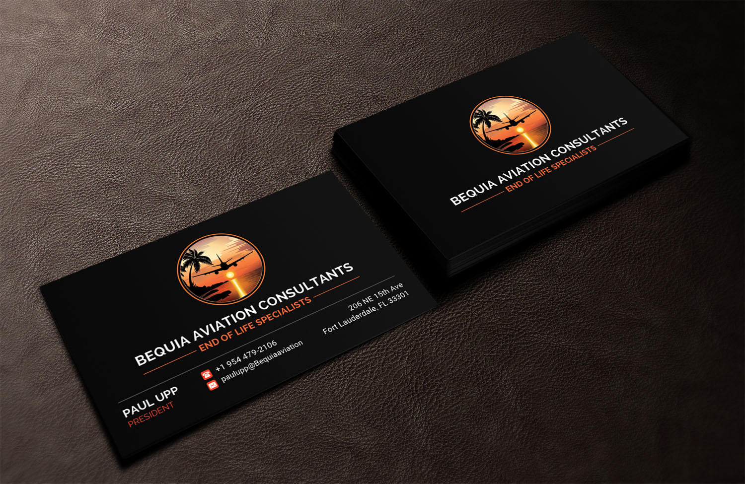 Professional upmarket aviation business card design for bequia business card design by sandaruwan for freedom path marketing design 17694470 colourmoves