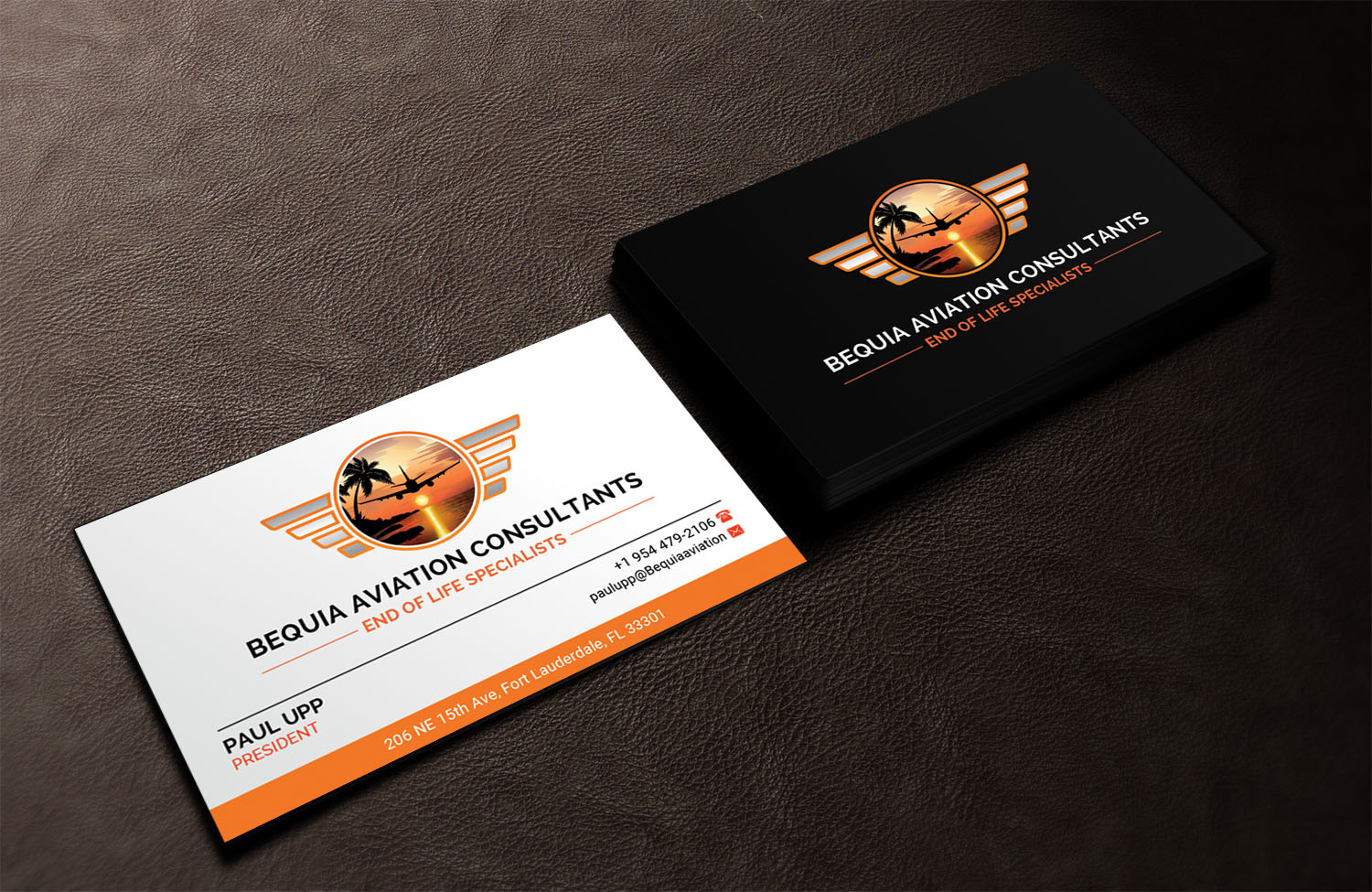 Professional upmarket aviation business card design for bequia business card design by sandaruwan for freedom path marketing design 17694525 colourmoves