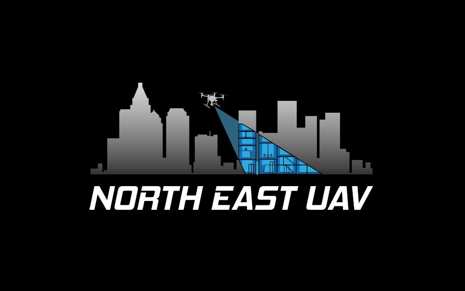 North East UAV Logo Design by berkah dalem
