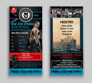 Fitness Flyer Designs