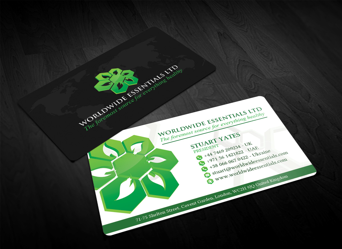Serious professional food service business card design for a business card design by sandaruwan for this project design 17710415 colourmoves