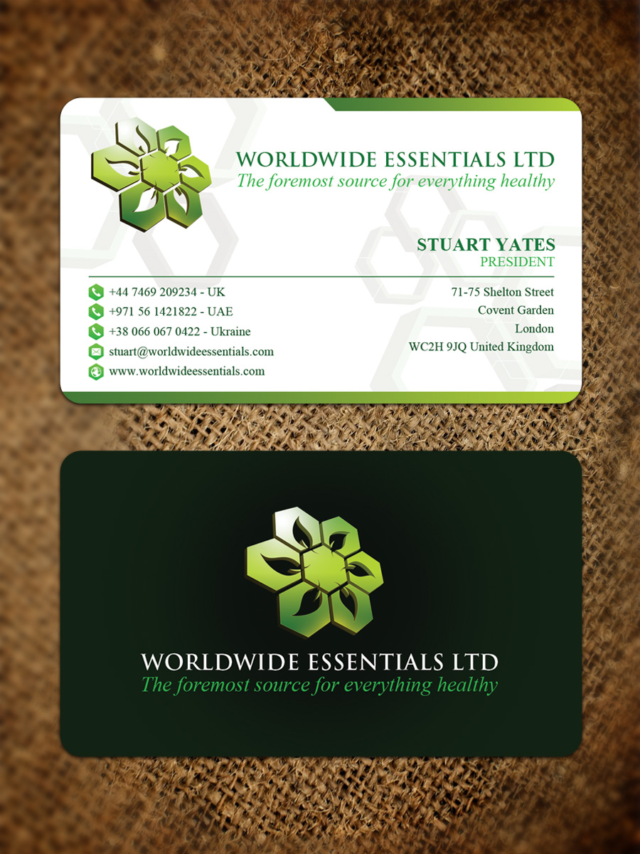 Serious professional food service business card design for a business card design by sandaruwan for this project design 17711184 colourmoves