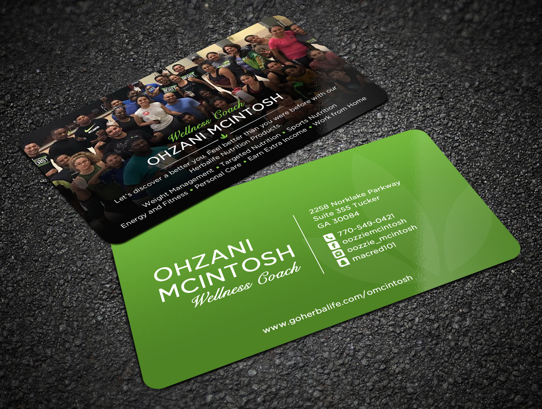112 Elegant Business Card Designs | Nutrition Business Card Design ...