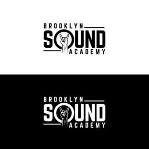 Brooklyn Sound Academy | Logo Design by Sujit Banerjee