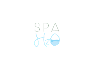 Logo Design by OneWay Graphic Studio - Spa H2O - Logo for a reusable fruit infused wat...