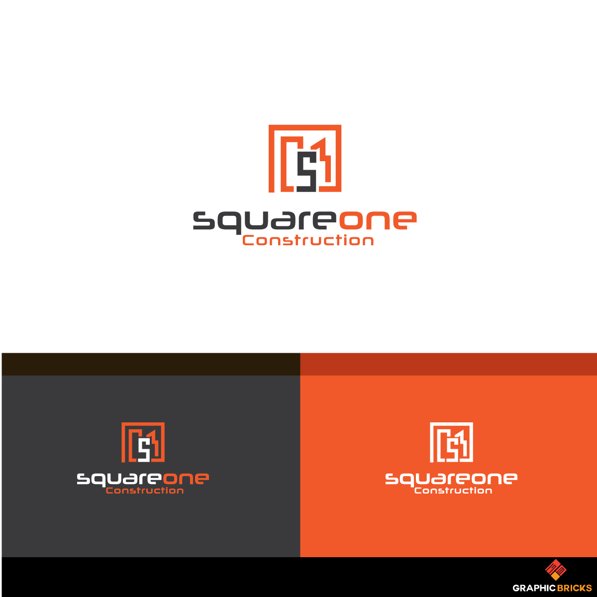 Modern, Upmarket, Architecture Logo Design for Square One