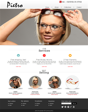 Web Design by webxvision