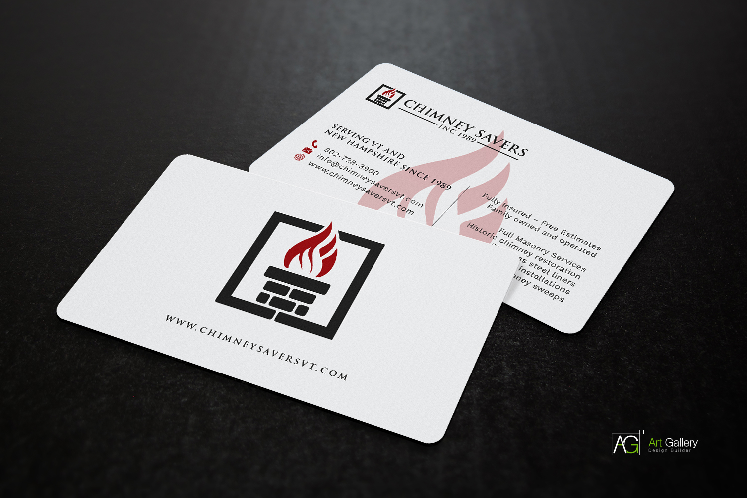 Upmarket, Serious, Business Business Card Design for a Company by ...