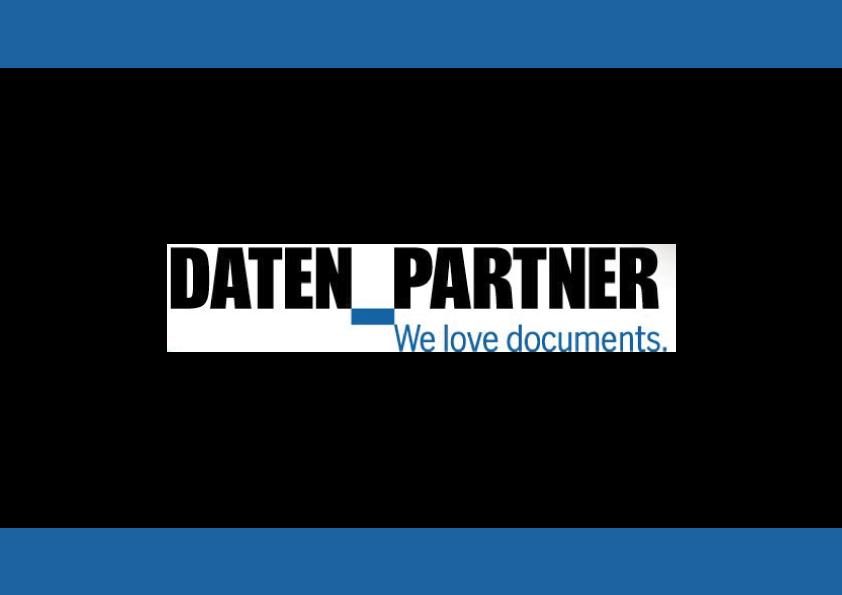 modern professional powerpoint design for daten_partner gmbh in germany design 17816652 - Firmenprasentation Muster