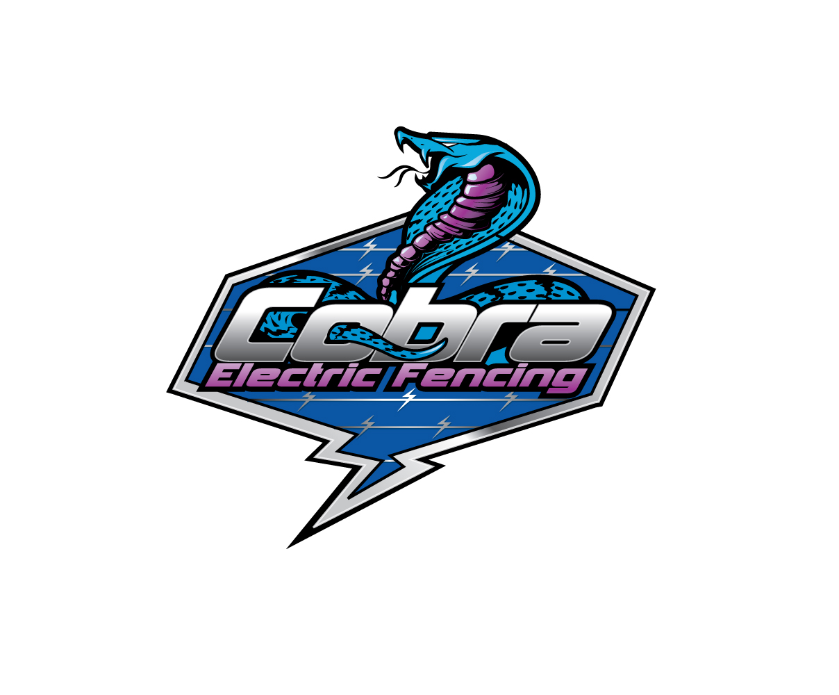 Cobra Electric Fencing Logo by Graphicsexpert