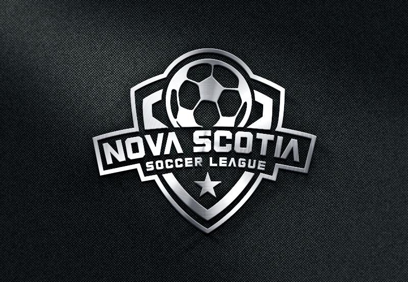 Logo Design for a Nova Scotia Soccer League  by AXE design